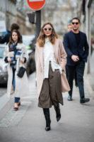 Olivia Palermo Paris Fashion Week 2019