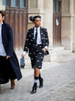 Janelle Monae Paris Fashion Week 2019