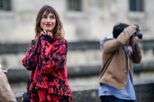 Jeanne Damas Paris Fashion Week 2019