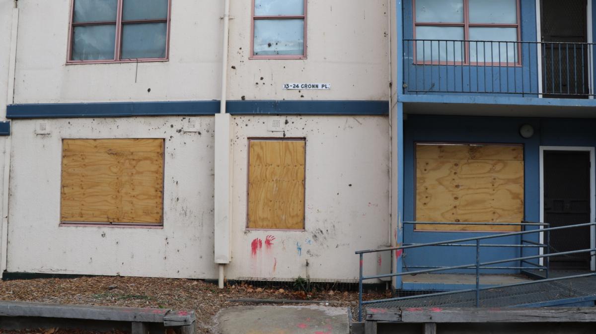 gronn place - public housing renewal program