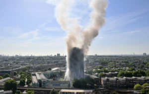 building fire cladding