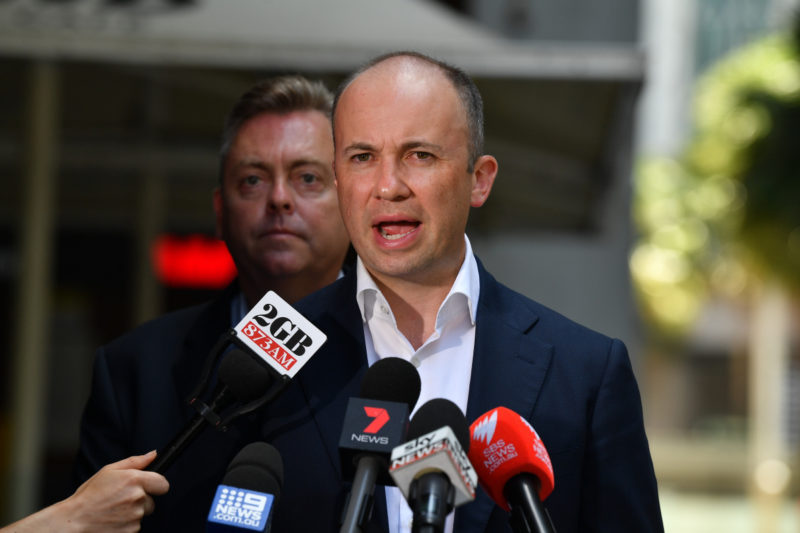 Scott Morrison Lashes NSW Minister Over Climate