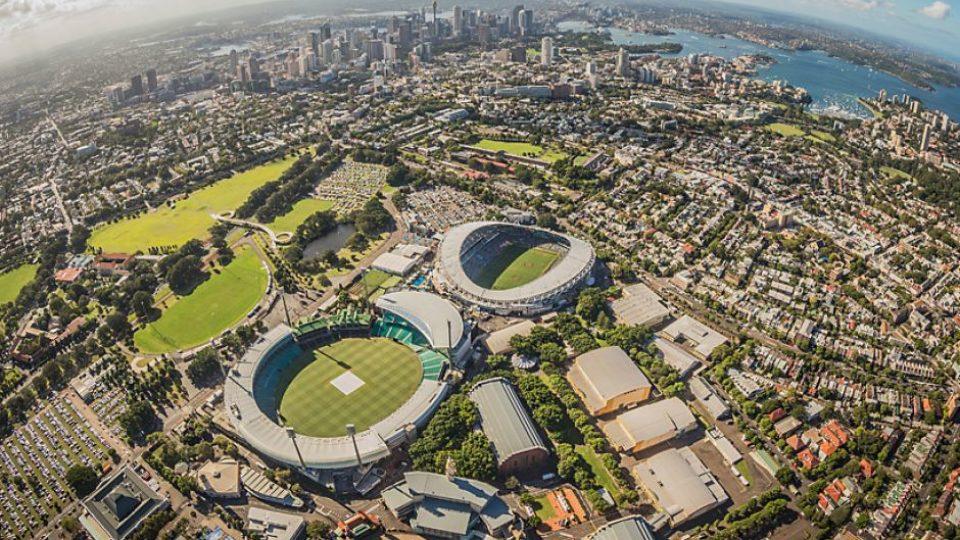 cg sydney football stadium
