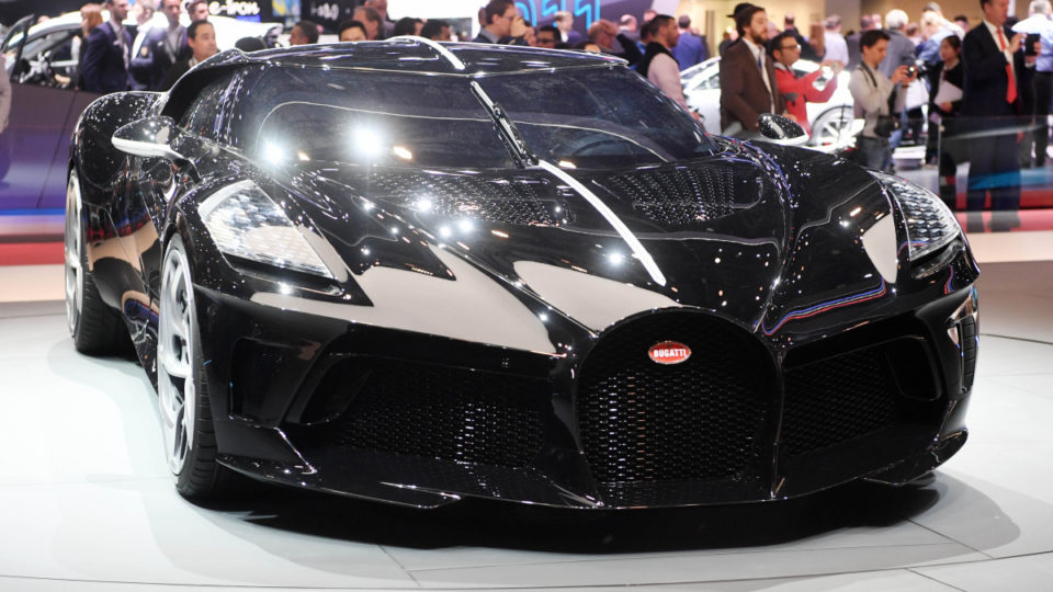Worlds Most Expensive Car >> World S Most Expensive Car Sold For 27m To Mystery Buyer The New