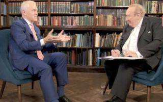 malcolm turnbull bbc interview