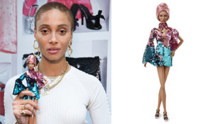 Barbie releases roles models for 60th birthday