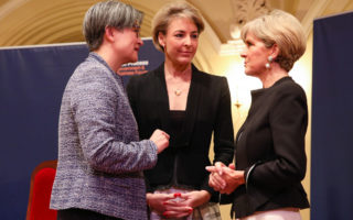 Julie bishop and the Liberals' woman problem