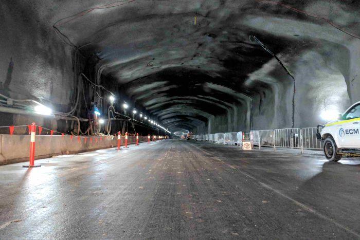 WestConnex underground