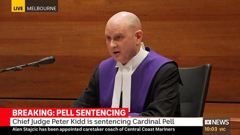 pell sentenced