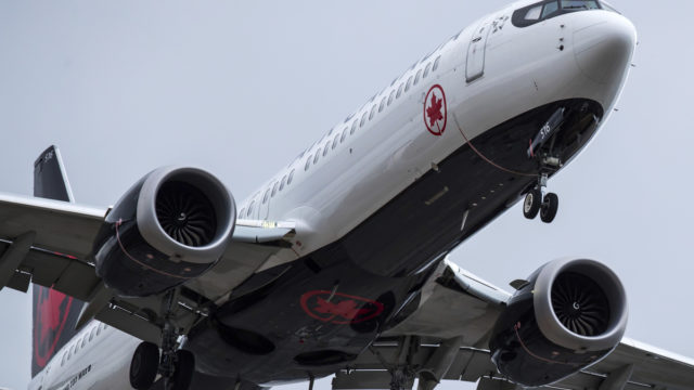 US, Canada the only standouts on Boeing Max 8 groundings