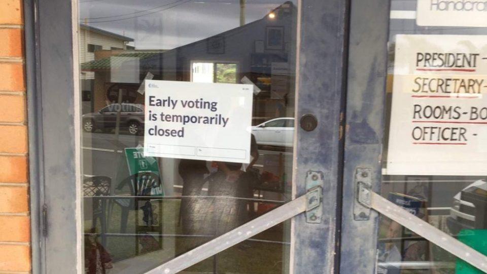 nsw pre poll chaos