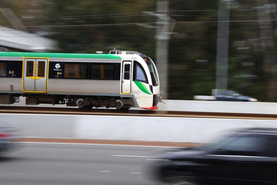 Train Derailment Perth