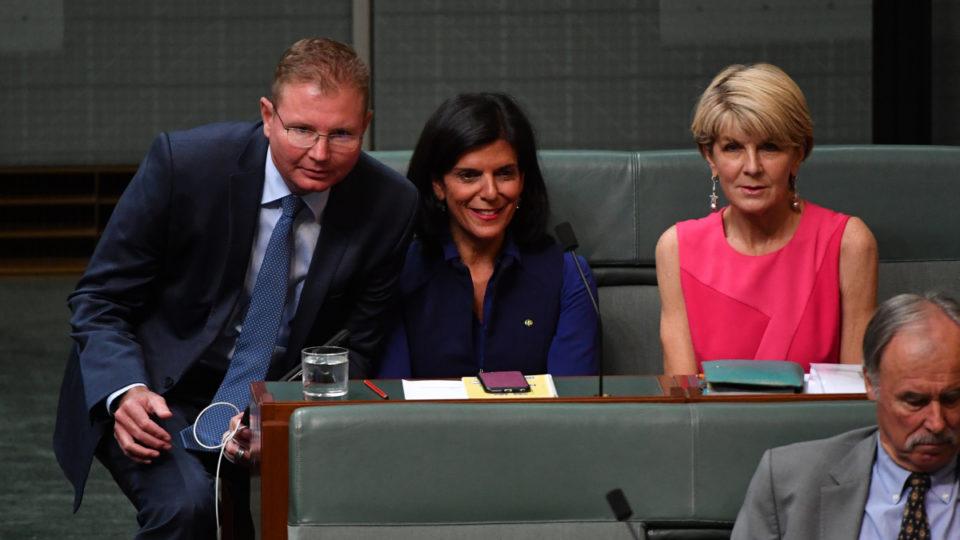 craig laundy quit parliament