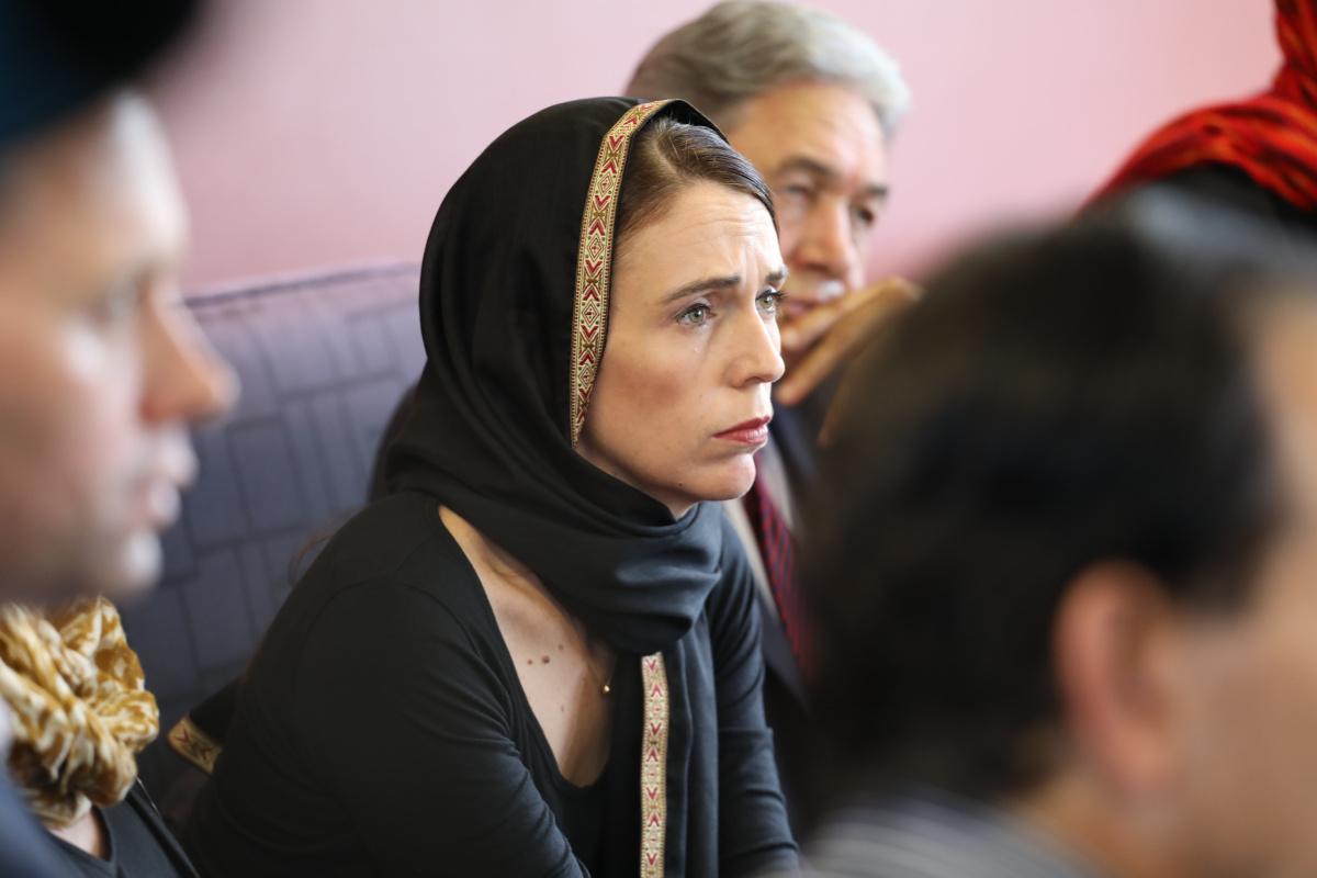 Jacinda Ardern: Christchurch Massacre: PM Jacinda Ardern Meets Families