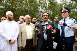 Muslim leaders criticise media after Christchurch shooting