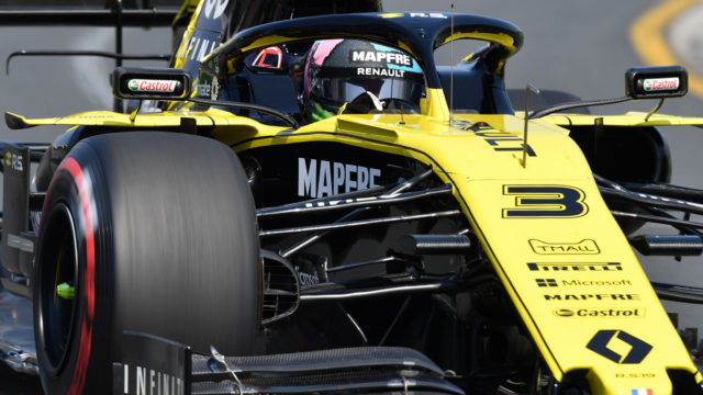 Formula one: Ricciardo set to start 12th in Australian Grand Prix