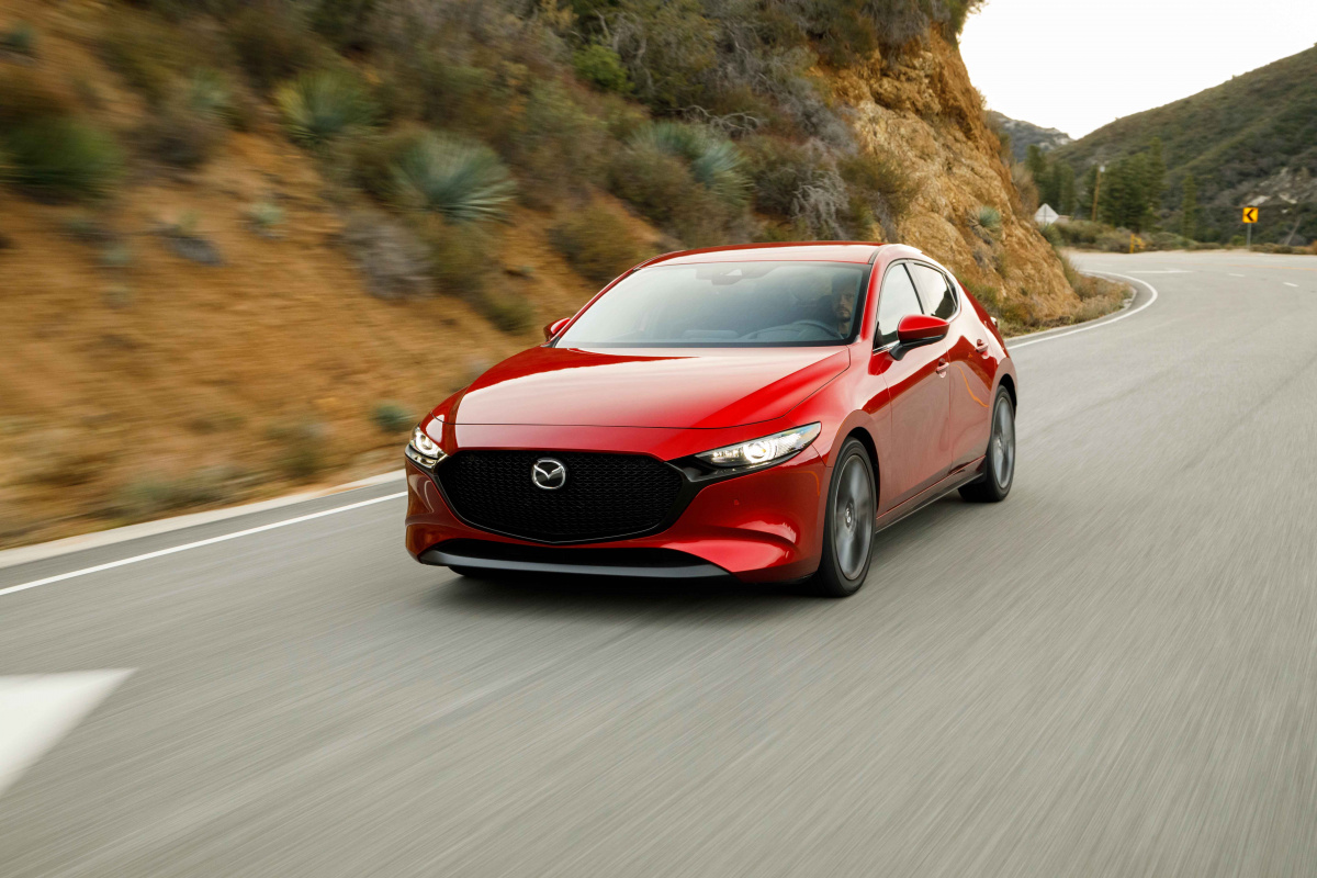 New Mazda3 review