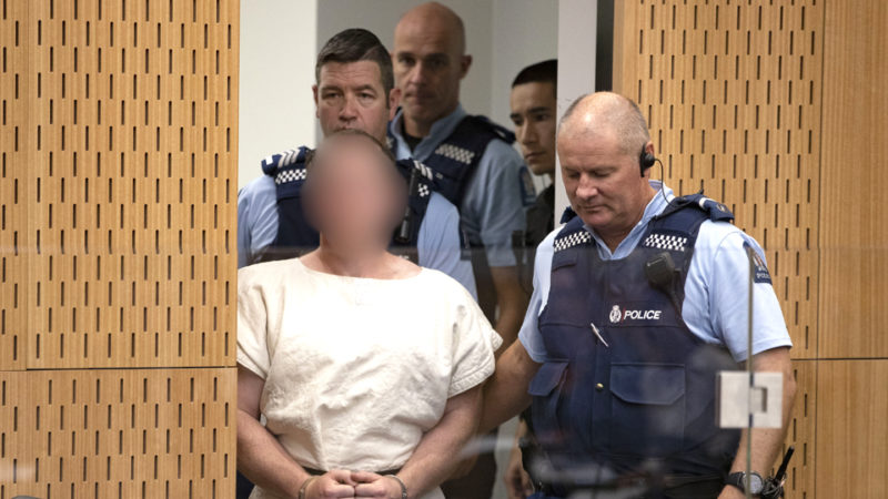mosque killer deported