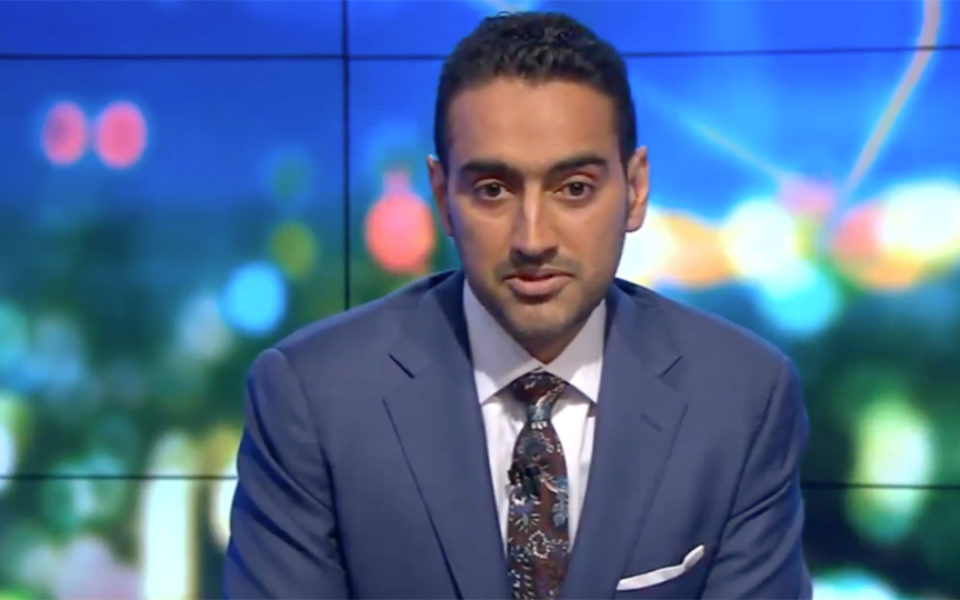 Furious PM threatens Ten over Waleed Aly's emotional Christchurch plea