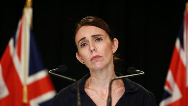 Jacinda Ardern tells Kiwis: No sex, please, we're skittish