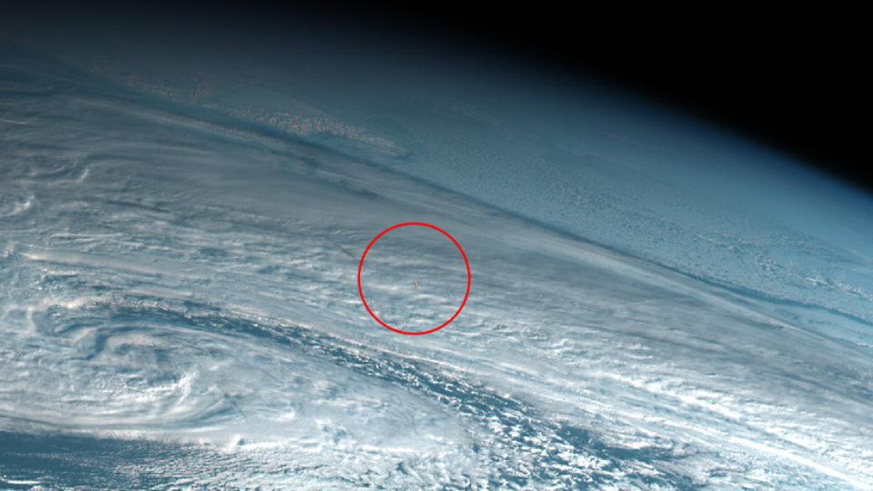 meteor earth
