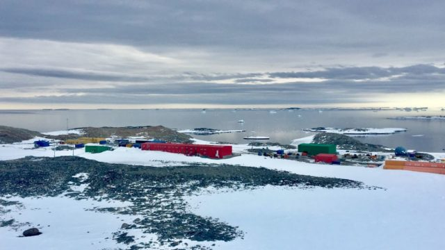 Australia's Casey Research Station in Antarctica switches on solar power