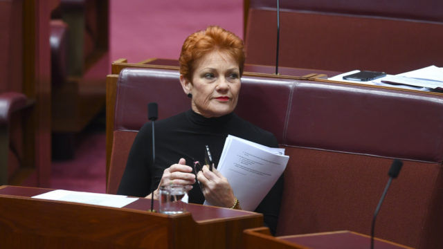 One Nation on the nose with PM but Queensland ministers think Greens still worse