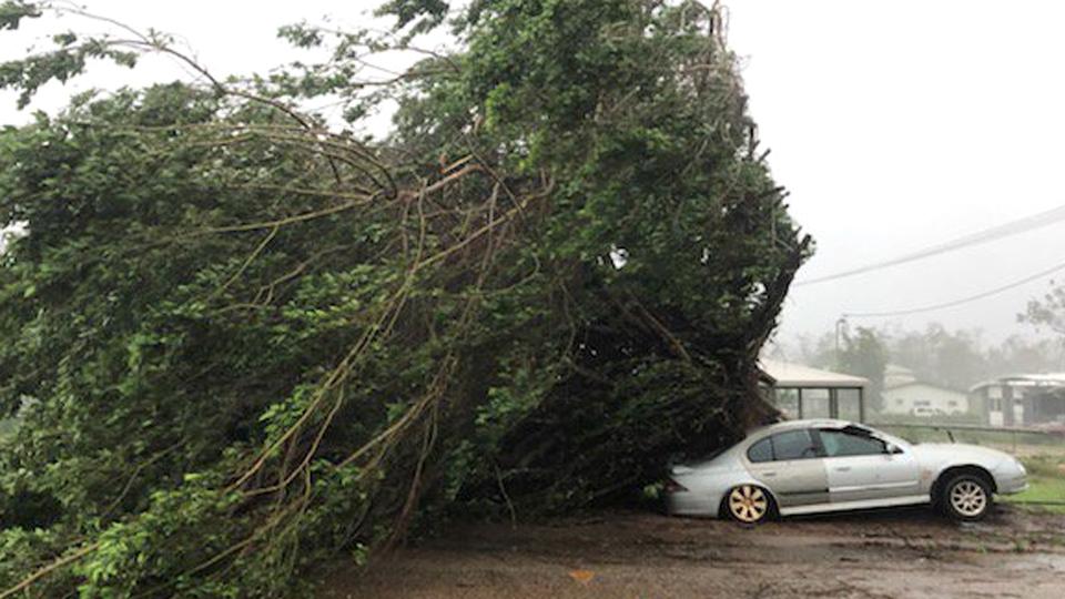 cyclone trevor queensland