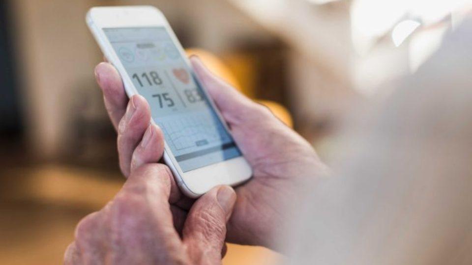 data sharing health app