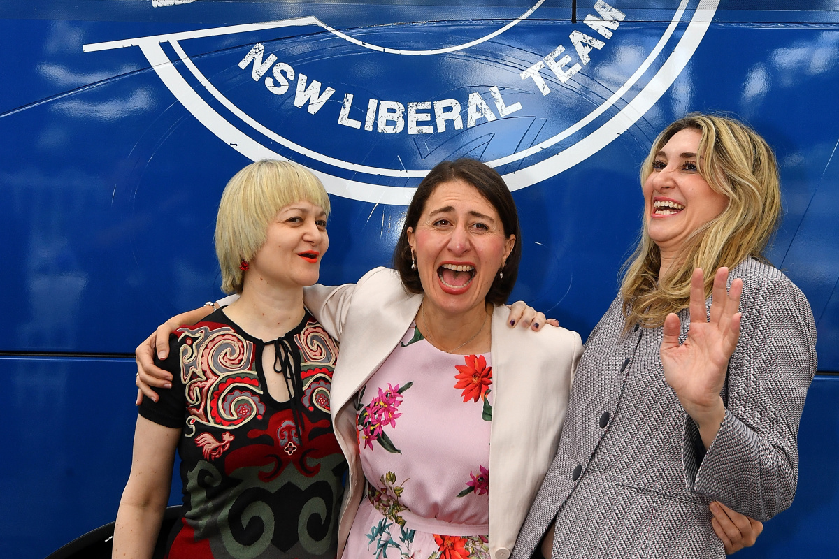 NSW election: Last pitch to voters as more than one million cast