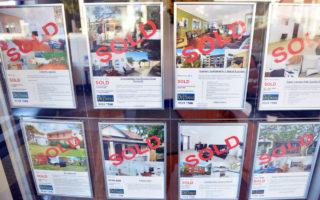sydney melbourne house prices surge