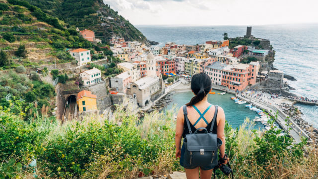 Cinque Terre: Come for the views, avoid the hordes.