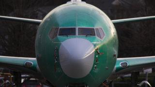 Boeing max test flights