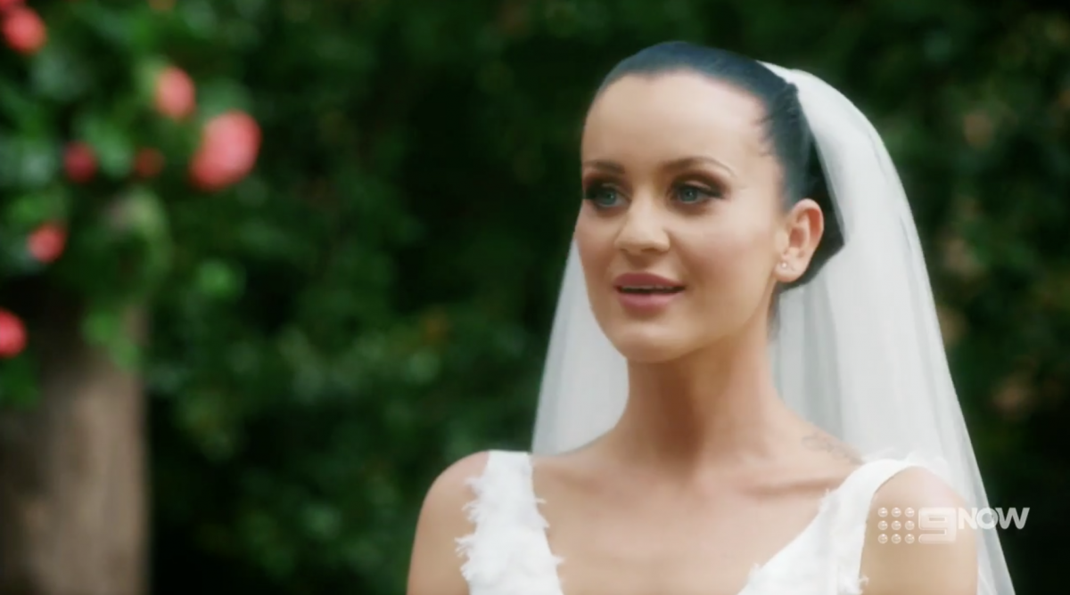 Get into reality': Magistrate slams MAFS bride as 'absolute