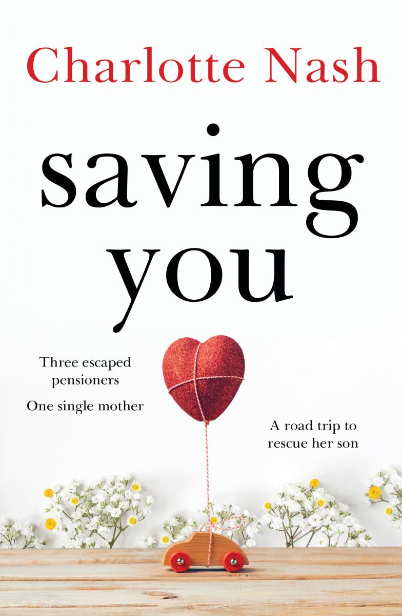 Saving You book cover
