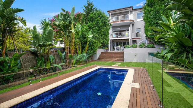 This Bronte home sold before auction for $5.375 million.