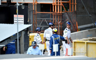 sydney scaffold collapse