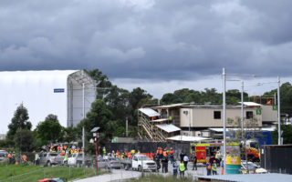 workers fatal scaffold collapse