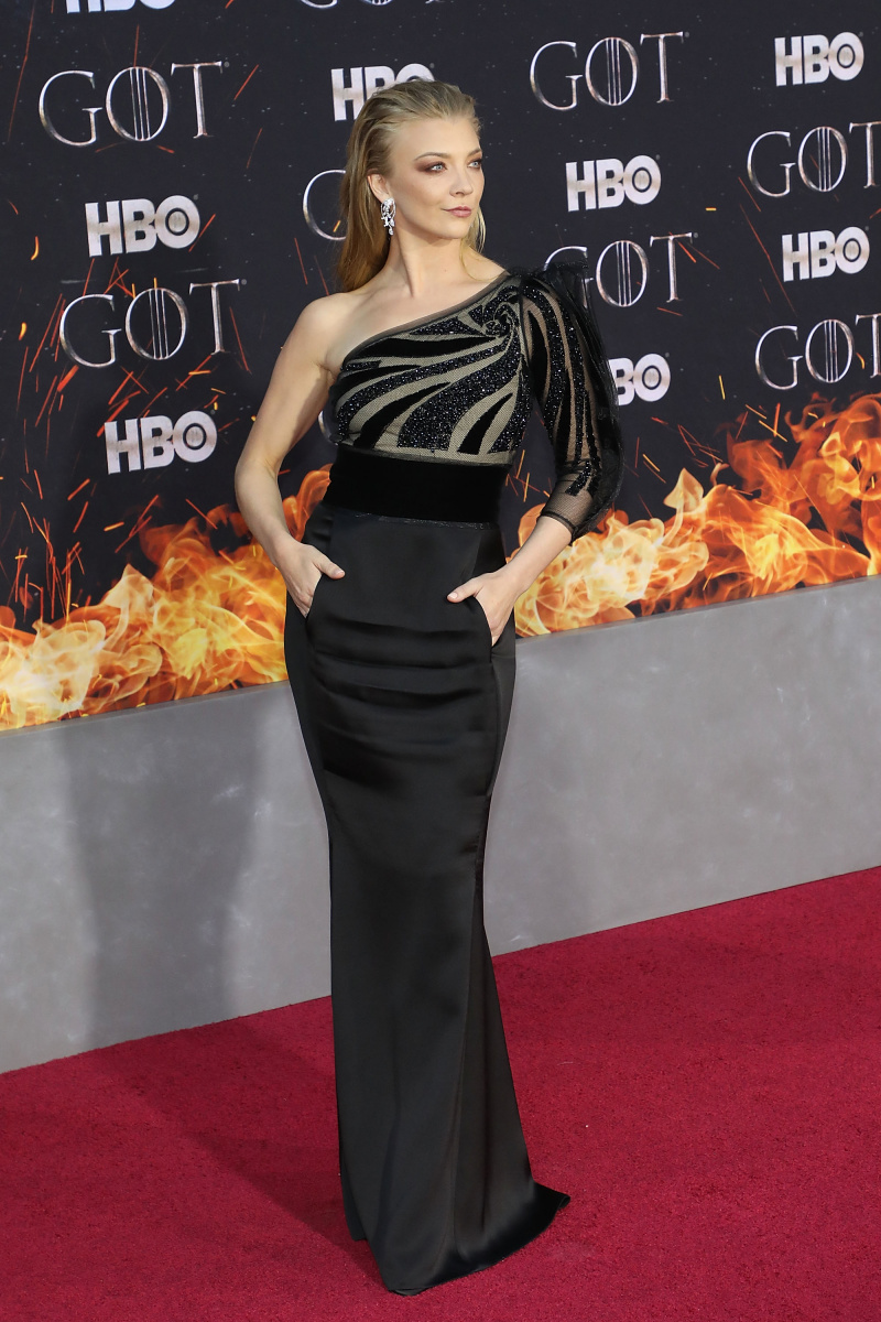 The Game Of Thrones Final Season Premiere Red Carpet Was Epic