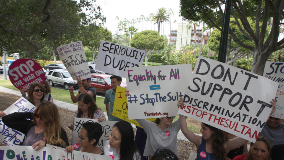 Brunei not the only place LGBTQI can be killed for who they love