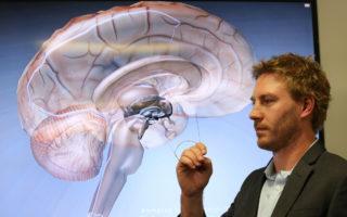 brain implant paralysed