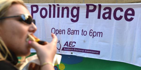 federal election delay