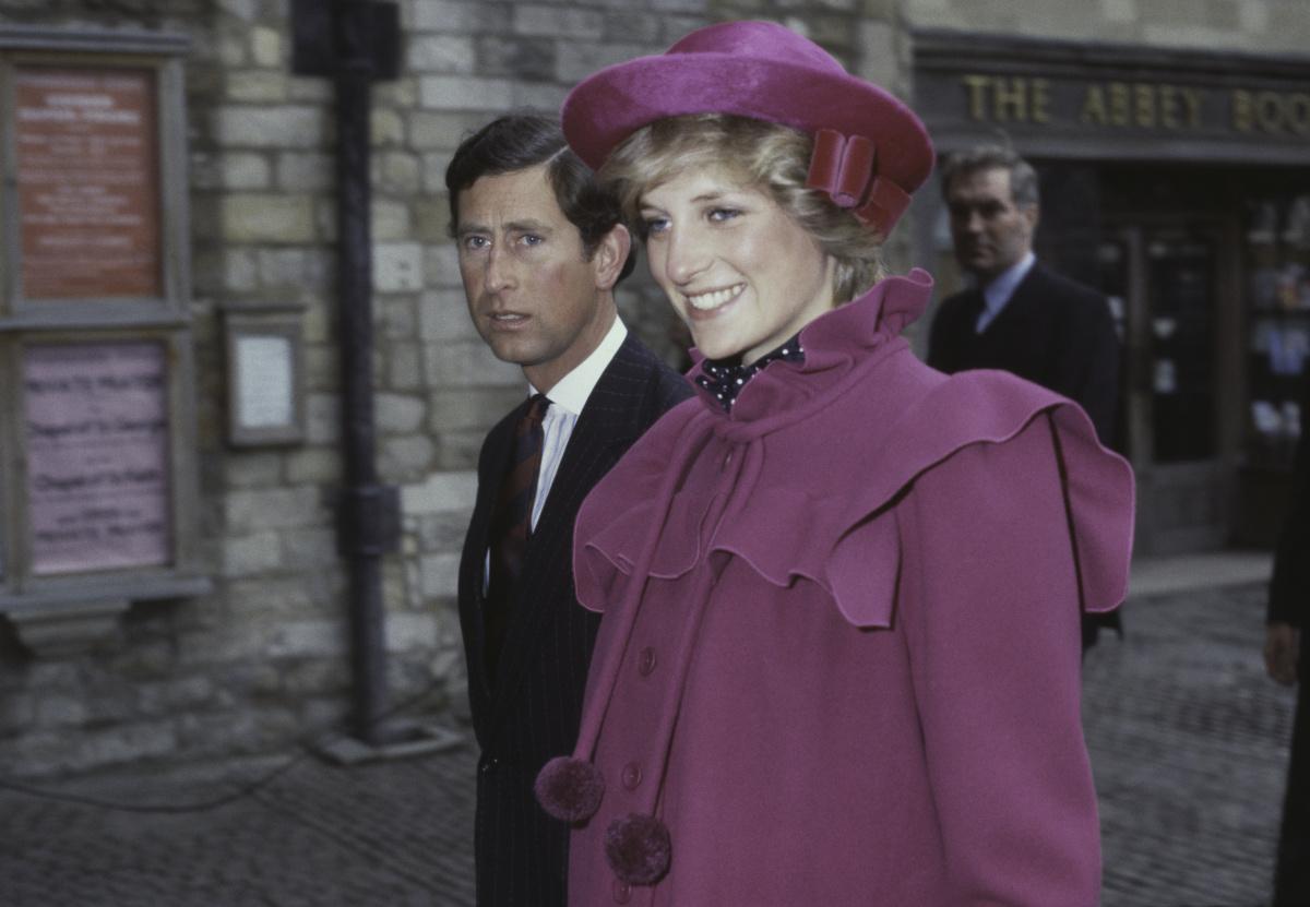 Prince of Wales Princess of Wales