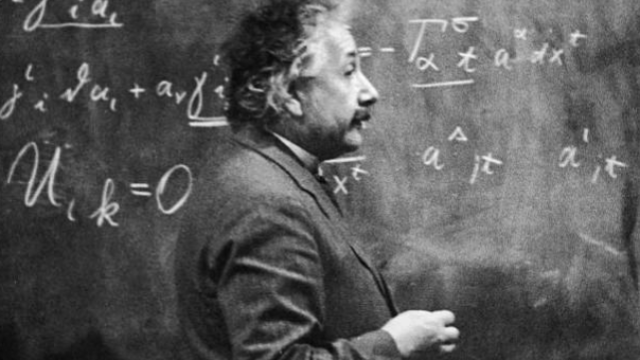Age is no barrier to learning - just ask Albert Einstein.