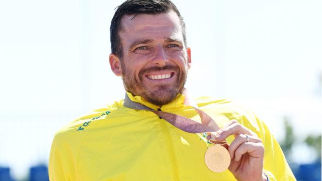 Paralympian Kurt Fearnley slams Anthony Mundine's anti-vax push