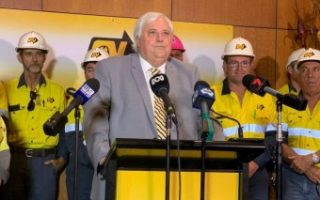 clive palmer pay back workers