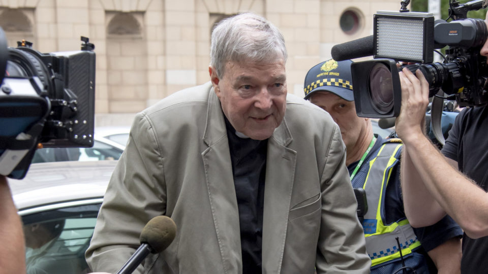 George Pell high court appeal