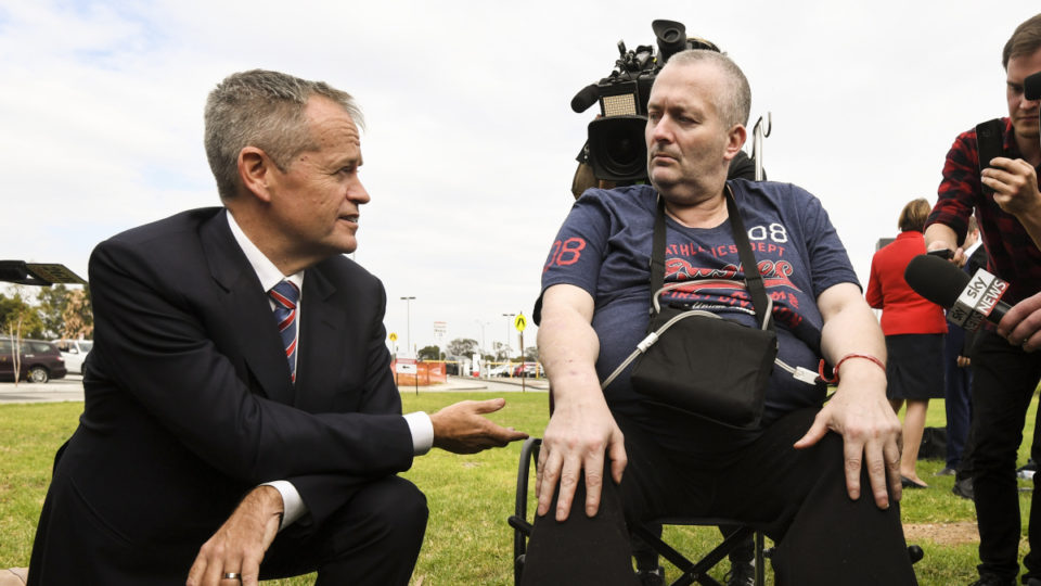 bill shorten cancer pledge