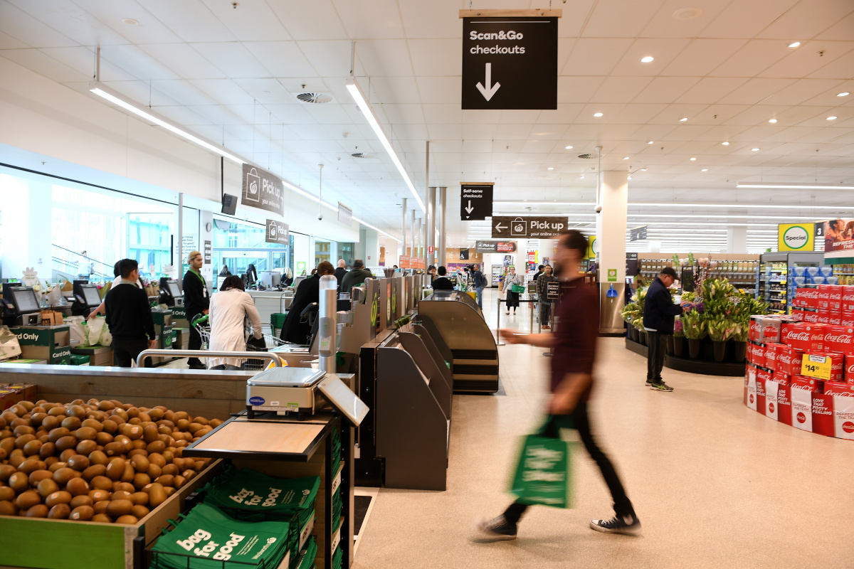 Coles and Woolworths clampdown on self-service checkout theft