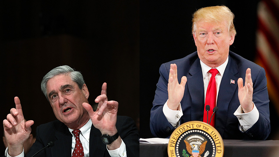 Mueller report Donald Trump
